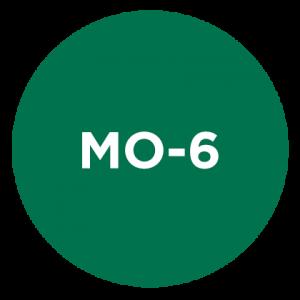 #MO-6<br>Opaque Green<br>PMS 3415
